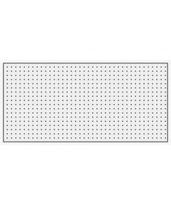 Pegboard HP 1/4 in. x 2 ft. x 4 ft., White