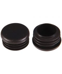 Round Cap Plug (1 in. Outer Diameter for #14-20 Gauge Tube)