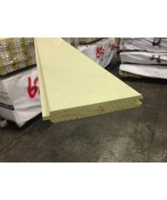 1 in. x 6 in. x 8 ft. Treated Primed Pine Tongue & Groove Siding