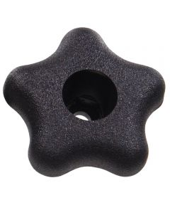 Universal Star Knob (1-3/4 in. Diameter Fitting a 1/4 in. Screw)