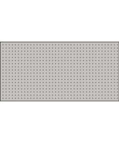 Pegboard Silver HP 3/16 in. x 2 ft. x 4 ft.