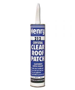 Clear Roof Patch