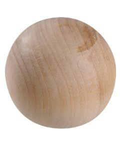 Birch Ball Knob (1-1/2 in.)