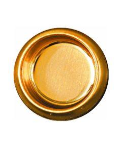 Sliding Door Parts 3/4 in.  Brass