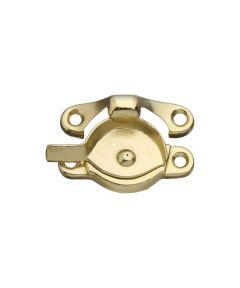 Sash Locks Brass