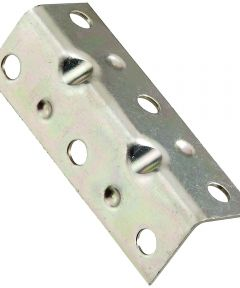 Corner Brace 2-1/2X3/4 in.  Zinc Plated