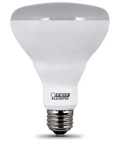 Feit Electric 9.5 Watt Warm White BR30 Dimmable LED Light Bulb