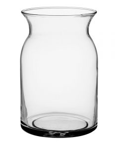 Syndicate 8 in. Terrarium Milk Jug Shaped Vase