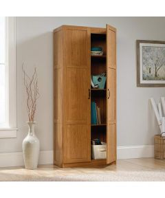 Large Wardrobe/Storage Cabinet, Highland Oak