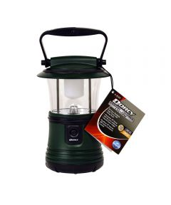 Dorcy 200 Lumen Waterproof LED Camping Lantern, 3-Cell D