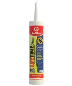 10.1 oz. White Lifetime Ultra-Premium Elastomeric Acrylic