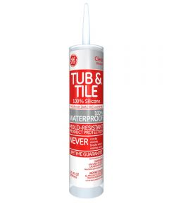 10.1 oz. Silicone Tub & Tile Sealant