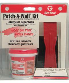 Lighten Up Wall Repair Patch Kit