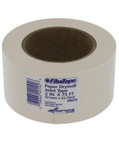 2 in. x 75 ft. White Professional Paper Joint Drywall Tape