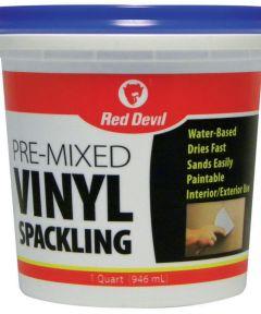 32 oz. Vinyl Spackling Compound Interior/Exterior