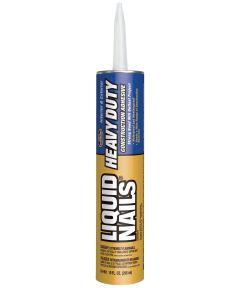 10.5 oz. Liquid Nails Adhesive For Heavy Duty Construction