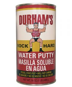 1 lb. Rock Hard Water Putty