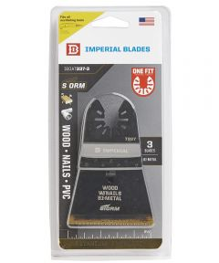 2-1/2 in. One Fit Wood With Nails Bm Tin Storm Blade 3 Count