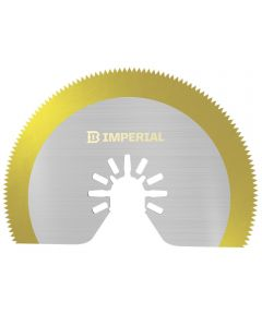 3-1/8 in. One Fit Segment Hss Saw Blade Tin Storm Blade