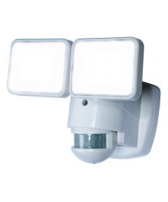 1250 Lumen White LED Motion Activated Security Light