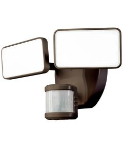180 Degree Bronze LED Motion Security Light