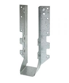 18 Gauge Galvanized Face-Mount Joist Hanger for 2x10 with ZMAX Coating