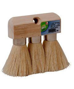3 Knot Tampico Roof Brush