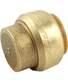 3/4 in. Brass End Cap