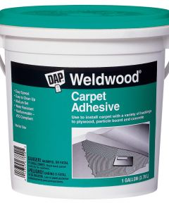 1 Gallon Weldwood Latex Carpet Cement