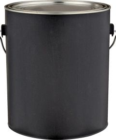 Empty Paint Can With Metal Lid and Bail, 1 gal, Metal
