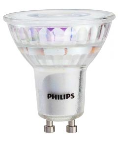 6 Watt Mini Flood Gu10 Warm White LED Light Bulb 3 Pack