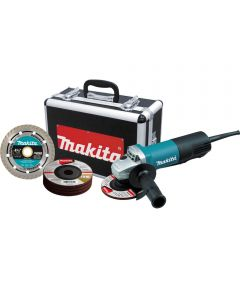 Makita Paddle Switch Cut-Off Angle Grinder, 7.5 Amps