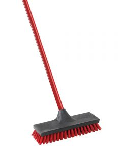 Floor Scrub Brush & Handle
