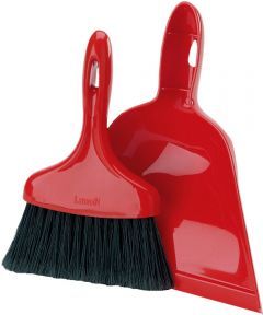Libman Dustpan With Whisk Broom