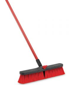 Libman 18 in. Multi-Surface Push Broom