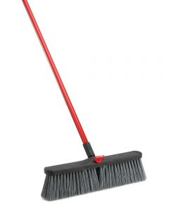 18 in. Rough Surface Push Broom
