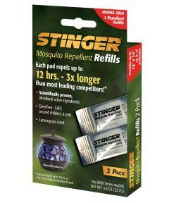 Lemongrass Mosquito Repellent Refills 2 Pack