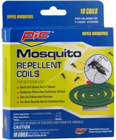 Mosquito Repellent Coils 10 Count