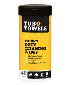 Large Heavy Duty Cleaning Wipes 40 Count