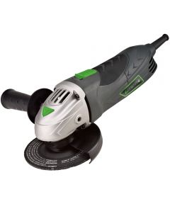 Genesis Angle Grinder, 120 VAC, 6 A, 10500 rpm, 5/8 in Shank