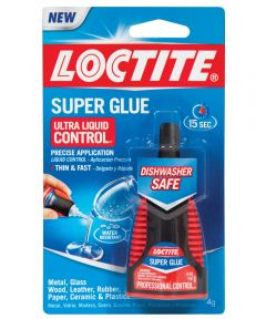4 Gram Super Glue Ultra Liquid Control