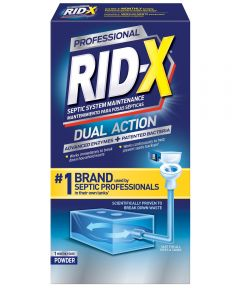 Rid-X Septic Tank Powder, 9.8 oz.