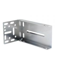 3.5 in. x 2.06 x 1.89 in. Zinc Tru-Trac Rear Mount Brackets