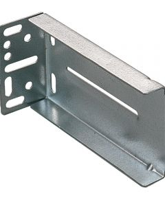 3-1/2 in. Zinc Rear Mount Brackets