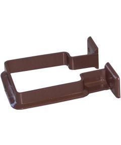 Downspout Brkt Brown PVC 70 Pieces