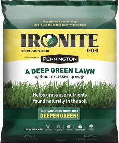 Pennington Slow Release Lawn Fertilizer, 3 lb, Granule, Slight Mineral/Ammoniacal