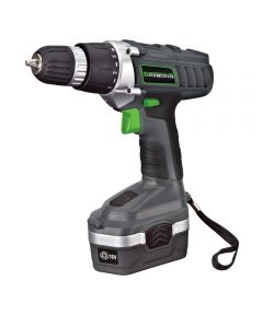 Genesis 18V Cordless Drill/Driver Kit