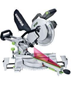 Genesis Sliding Compound Miter Saw, 120 VAC, 15 A, 10 in Dia, 4800 rpm