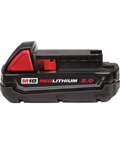 M18 REDLITHIUM CP2.0 Battery Pack, 2.0 Amps, 18 Volts