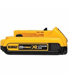 DEWALT 20 Volt MAX* Compact XR Lithium-Ion Battery